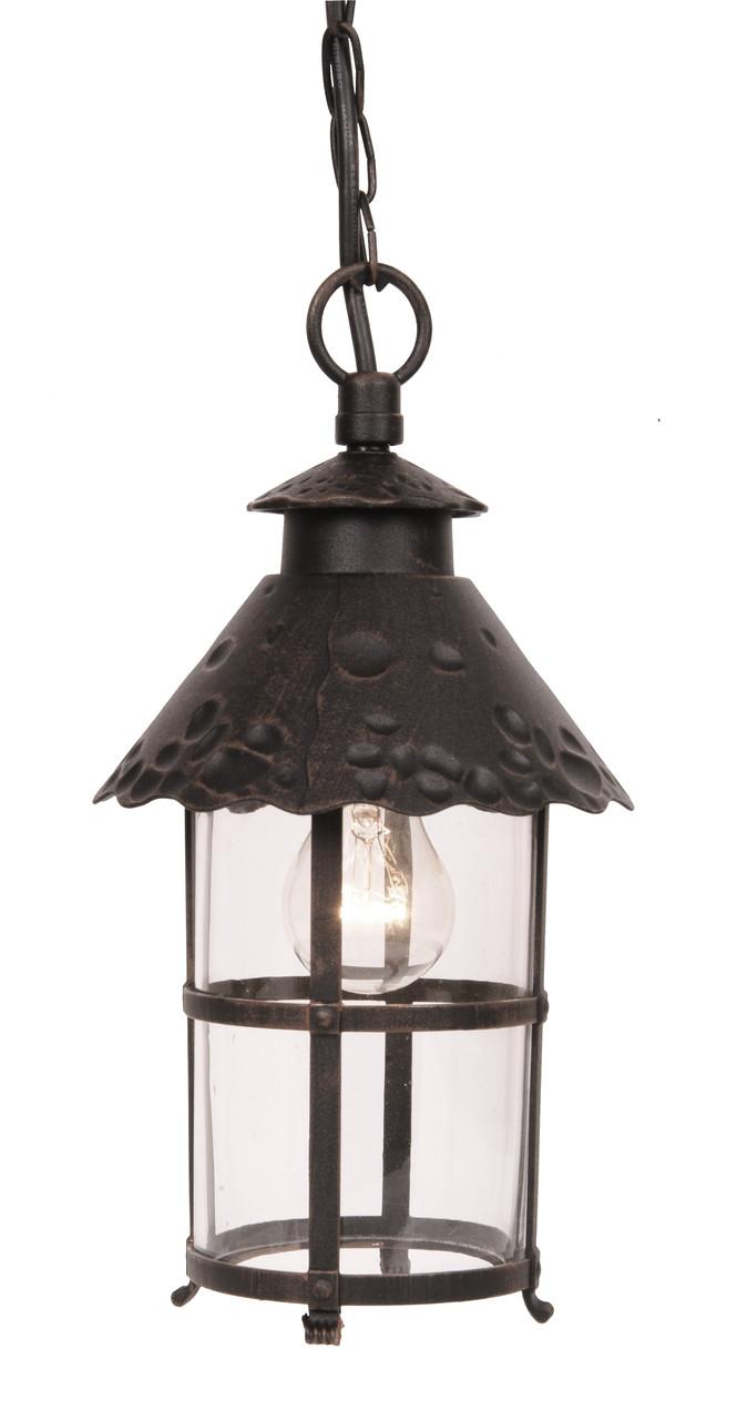 Вуличний ліхтар підвісний LusterLicht 1685 Caior I