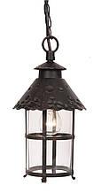 Уличный столбик садовый фонарь подвесной LusterLicht 1685 Caior I