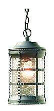 Уличный столбик садовый фонарь подвесной LusterLicht 1635 Lettera