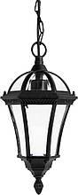 Уличный столбик садовый фонарь подвесной LusterLicht 1565S Real I