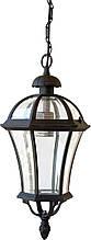 Уличный столбик садовый фонарь подвесной LusterLicht 1505L Real II