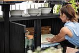 Стол для гриля, барбекю Keter Unity Chef 415 L, фото 9