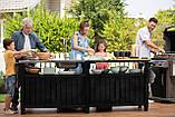 Стол для гриля, барбекю Keter Unity Chef 415 L, фото 7