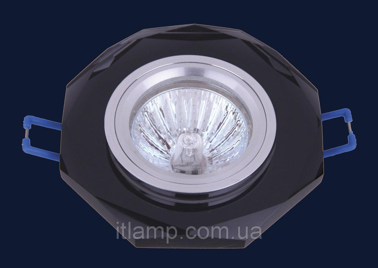 Точечные светильники врезные со стеклом Levistella 705078