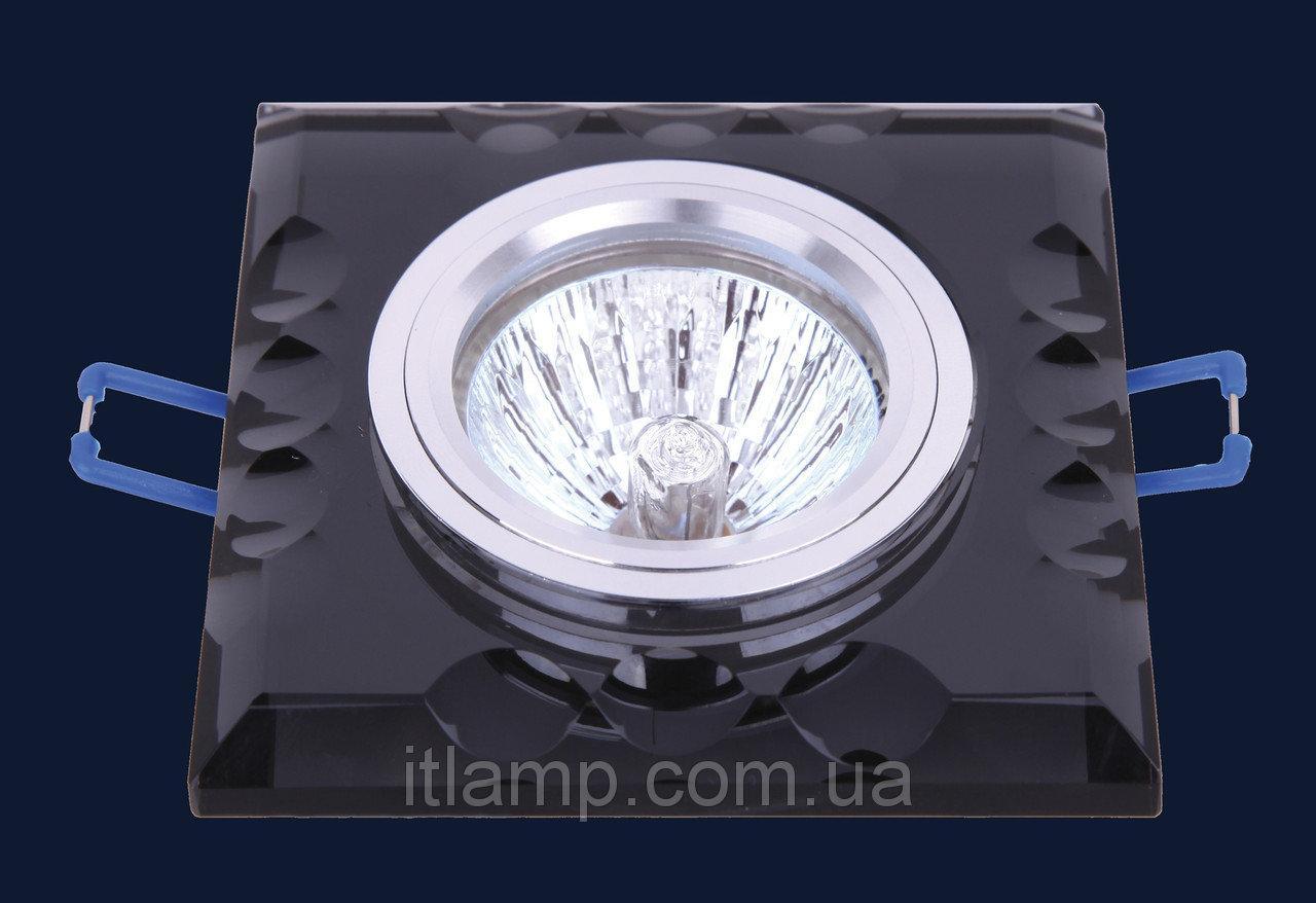 Точечные светильники врезные со стеклом Levistella 705138