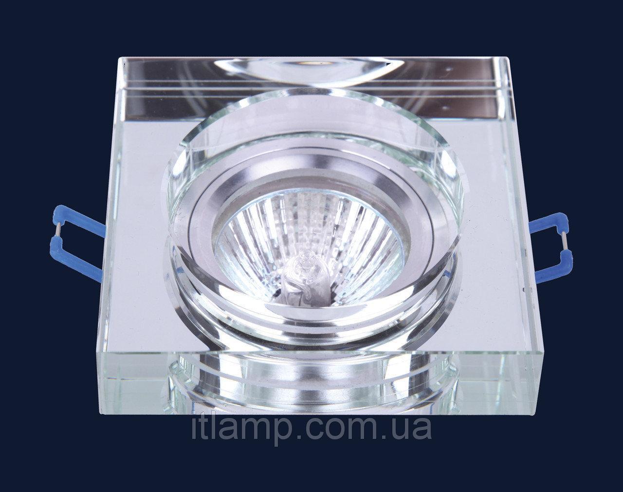 Точечные светильники врезные со стеклом Levistella 705166