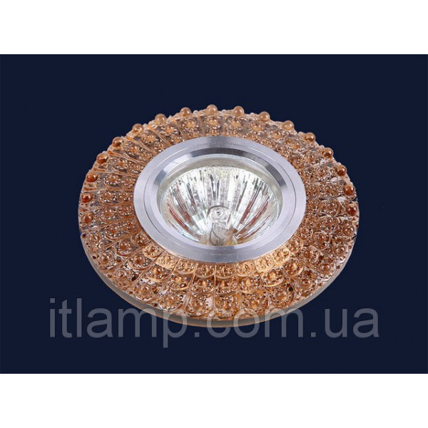Точечные светильники врезные Кофейный Levistella 705A22
