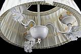 Светильники люстры свечи в классическом стиле для спальни гостинной зала  Splendid-Ray 30-3436-25, фото 2
