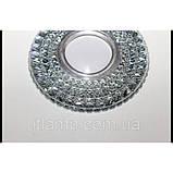 Точечные светильники врезные Linisoln 7015B White, фото 3