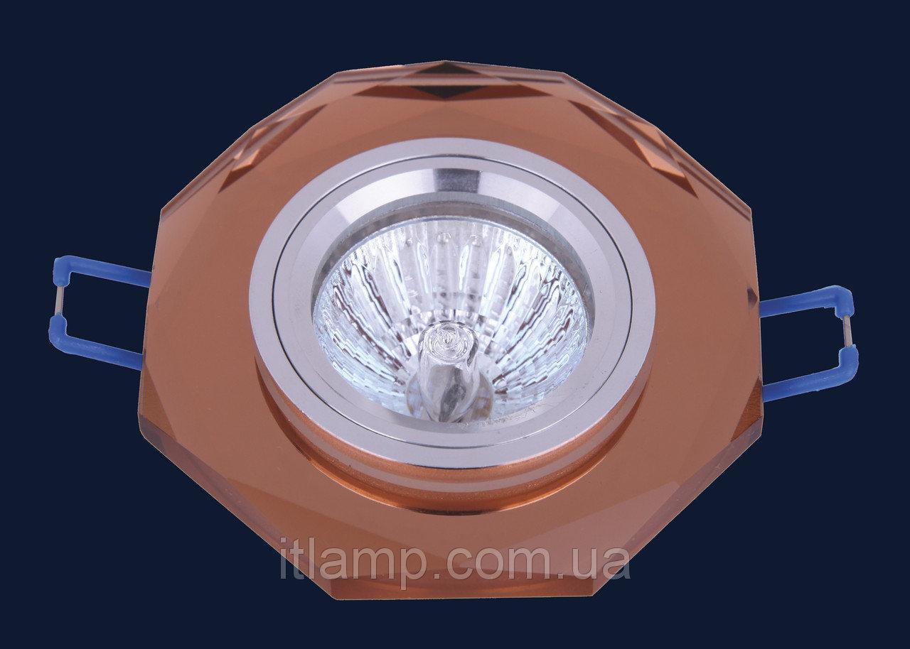 Точечные светильники врезные со стеклом Levistella 705079