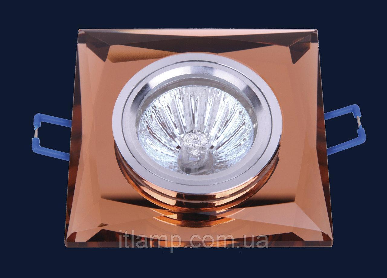 Точечные светильники врезные со стеклом Levistella 705129