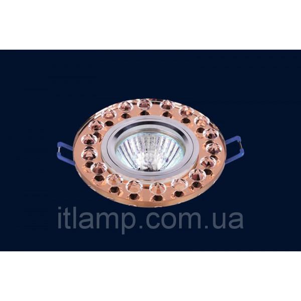Точечные светильники врезные со стеклом Levistella 716079