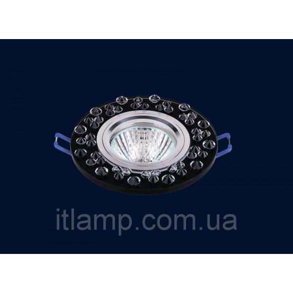 Точечные светильники врезные со стеклом Levistella 716088