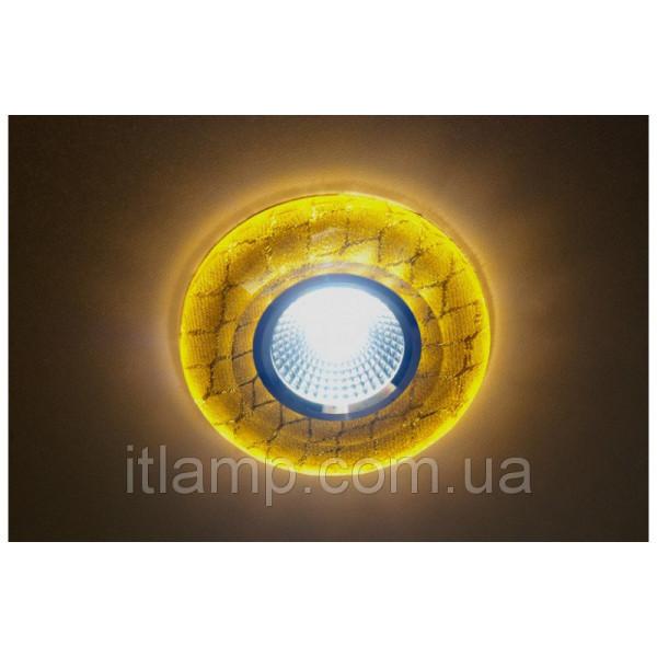 Точечные светильники врезные Linisoln 809G-44