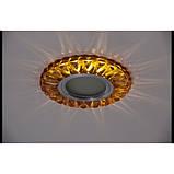 Точечные светильники врезные Linisoln 7651S Coffe, фото 2