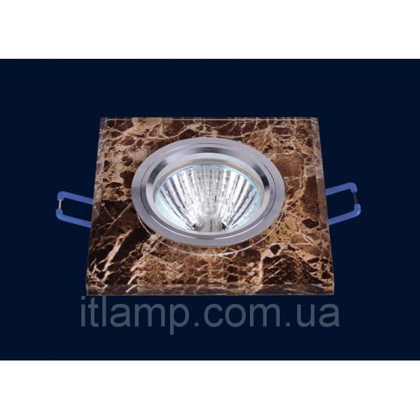 Точечные светильники врезные со стеклом Levistella 705529