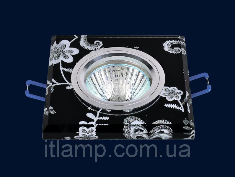 Точечные светильники врезные со стеклом Levistella 705598