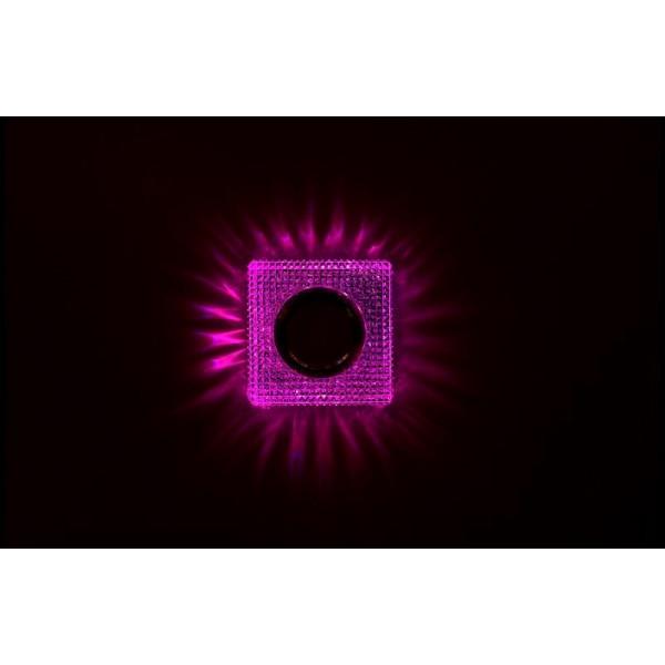 Точечные светильники врезные Linisoln 7791 WH+PK