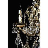 Люстрі і світильники, люстри, люстрі, люстри в класичному стилі, люстри з висульками, люстри кришталеві,, фото 3