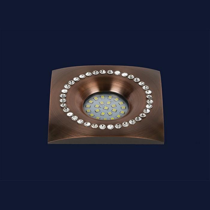 Точечные светильники врезные Levistella 716MKD-C26F GT