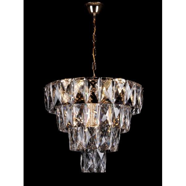 Хрустальные светильники люстры в классическом стиле потолочные Splendid-Ray 30-3639-11