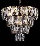 Хрустальные светильники люстры в классическом стиле потолочные Splendid-Ray 30-3639-11, фото 2