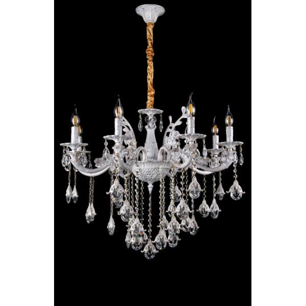 Светильники люстры свечи в классическом стиле Splendid-Ray 30-3658-52