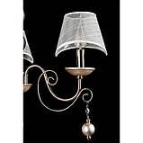 Люстра светильник классическая с хрустальными подвесками Splendid-Ray 30-3678-78, фото 3