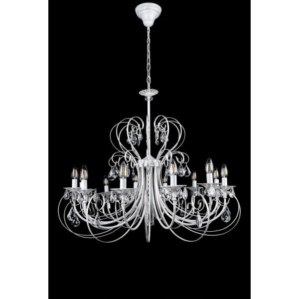 Светильники люстры свечи в классическом стиле для спальни гостинной зала  Splendid-Ray 30-3679-91