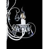Светильники люстры свечи в классическом стиле для спальни гостинной зала  Splendid-Ray 30-3679-91, фото 3