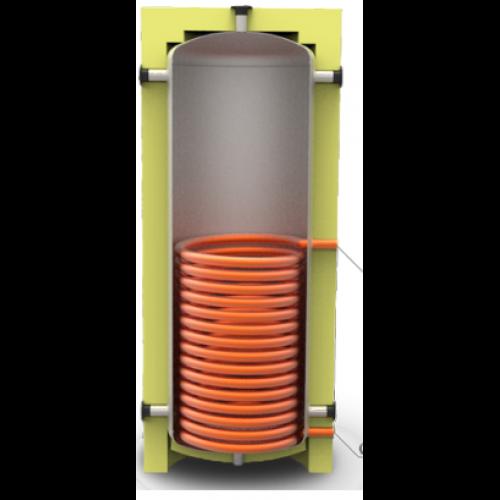 Буферная емкость ЕА-01-3000 KHT с нижним теплообменником без изоляции