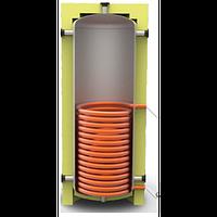 Буферная емкость ЕА-01-3000 KHT с нижним теплообменником без изоляции, фото 1