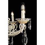 Люстра светильник в классическом стиле с хрустальными подвесками Splendid-Ray 30-3304-45, фото 4