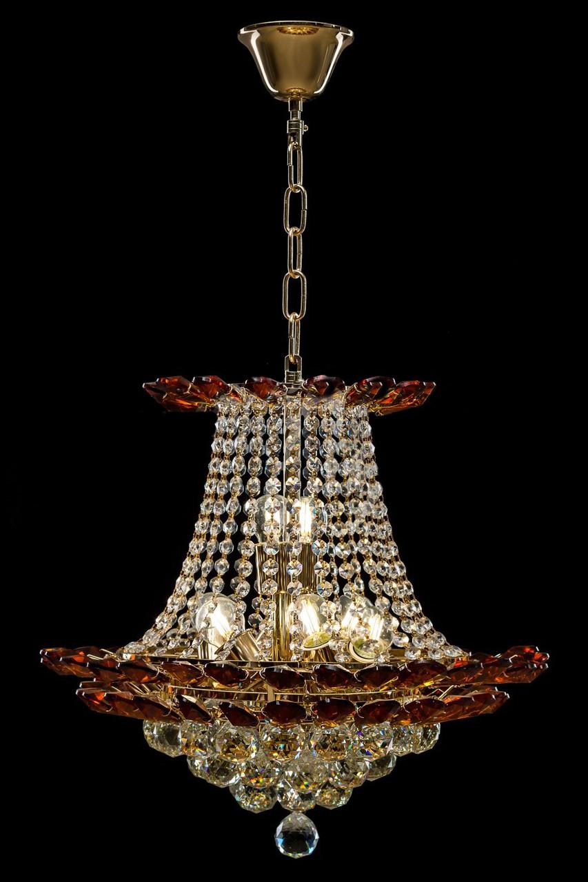 Хрустальные светильники люстры в классическом стиле Splendid-Ray 30-1655-00