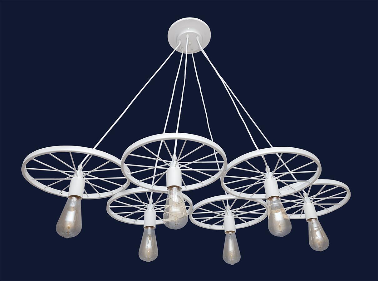 Светильники лофт Levistella 75990180-6 WH