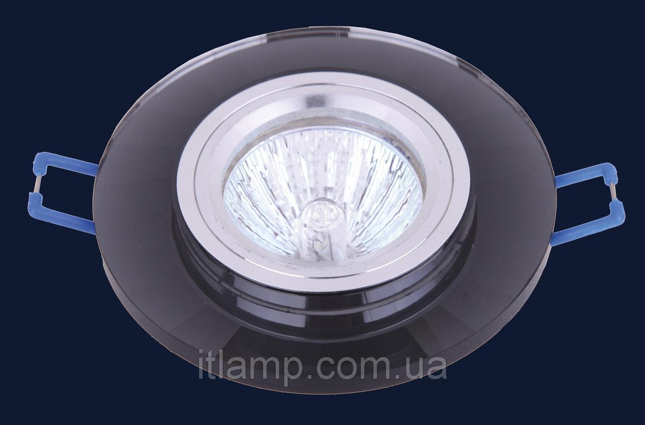 Точечные светильники врезные со стеклом Levistella 705038