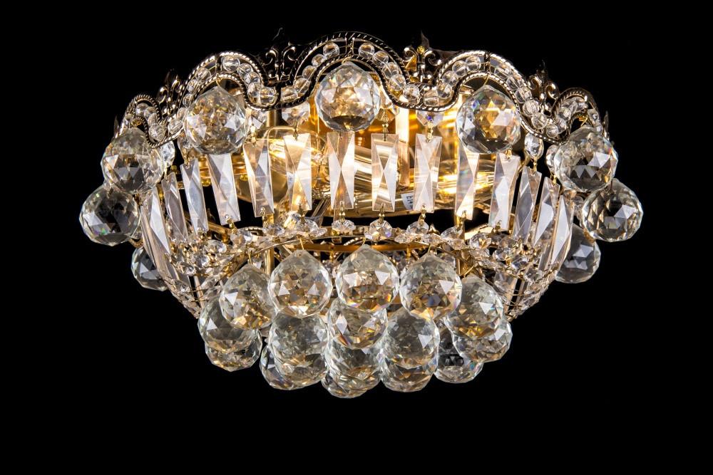 Светильники люстры хрустальные в классическом стиле Splendid-Ray 30-2144-48