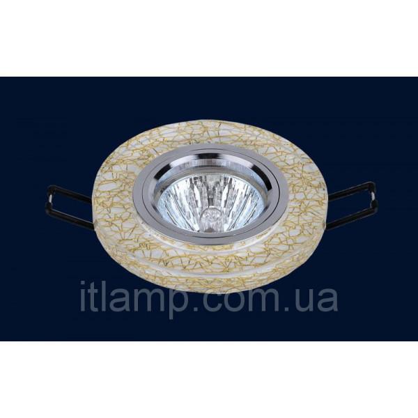 Точечные светильники врезные со стеклом Levistella 705603