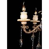 Светильники люстры свечи в классическом стиле для спальни гостинной зала  Splendid-Ray 30-3615-99, фото 4