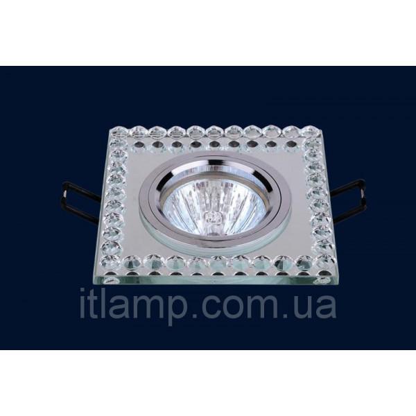 Точечные светильники врезные со стеклом Levistella 716036