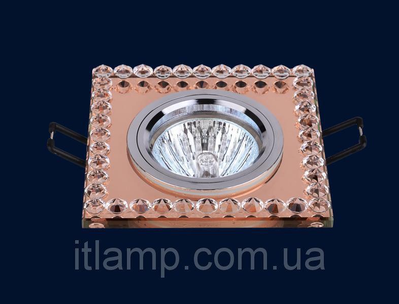 Точечные светильники врезные со стеклом Levistella 716039