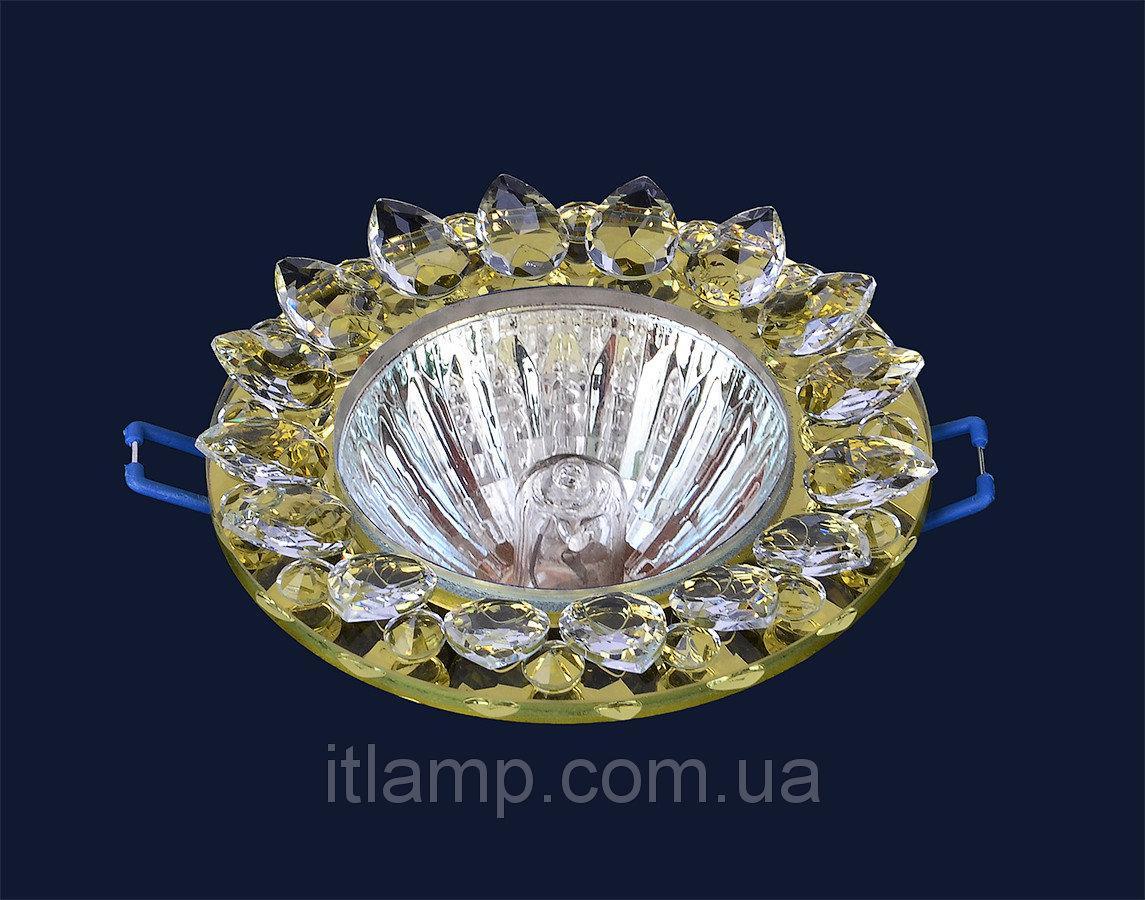 Точечные светильники врезные со стеклом Levistella 716253