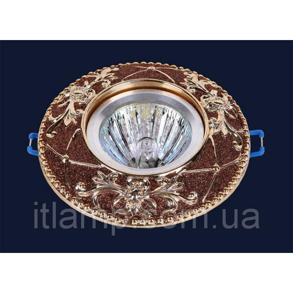 Точечные светильники врезные Levistella 7471027 COF