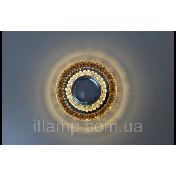 Точечные светильники врезные Linisoln XF001 Coffe