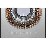 Точечные светильники врезные Linisoln XF001 Coffe, фото 3