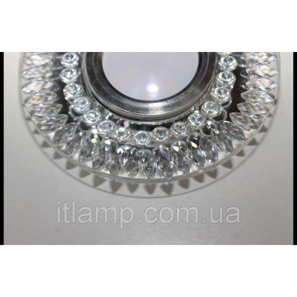 Точечные светильники врезные Linisoln XF001 White