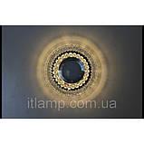 Точечные светильники врезные Linisoln XF001 White, фото 3