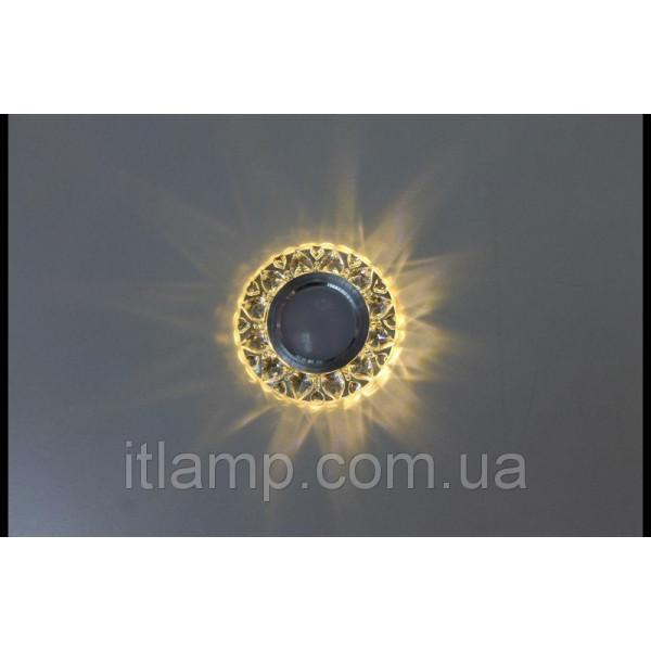 Точечные светильники врезные Linisoln 7590s White