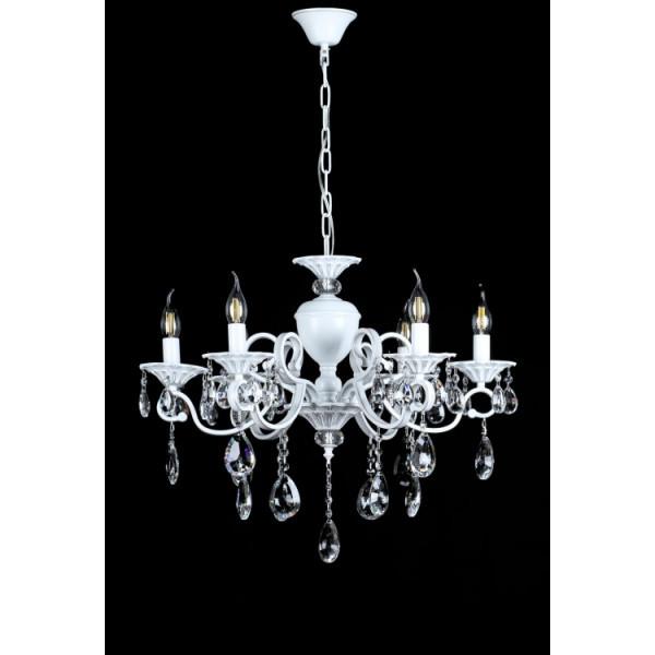 Светильники люстры свечи в классическом стиле для спальни гостинной зала  Splendid-Ray 30-3518-62