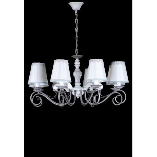 Светильники люстры свечи в классическом стиле для спальни гостинной зала  Splendid-Ray 30-3471-86